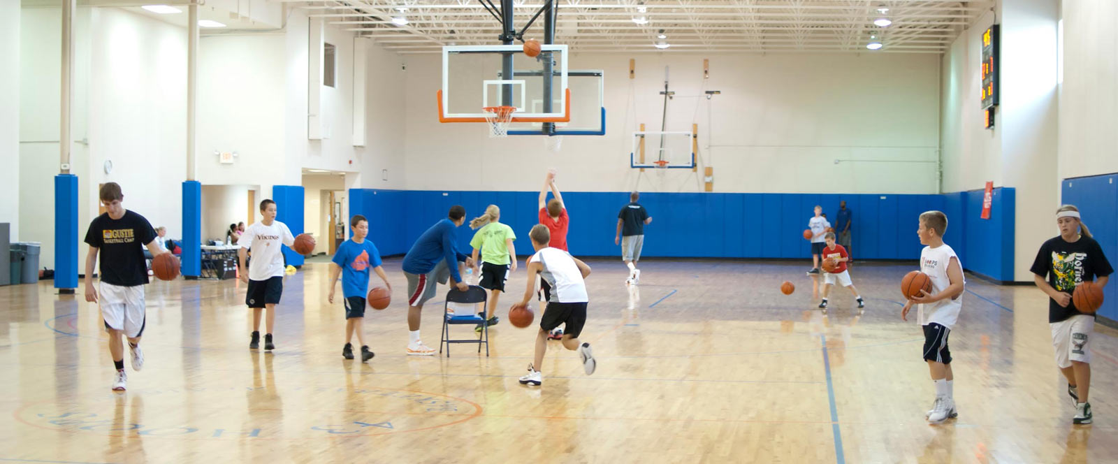 43 Hoops Basketball Academy